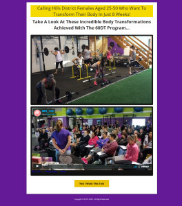 gym-clickfunnels-website
