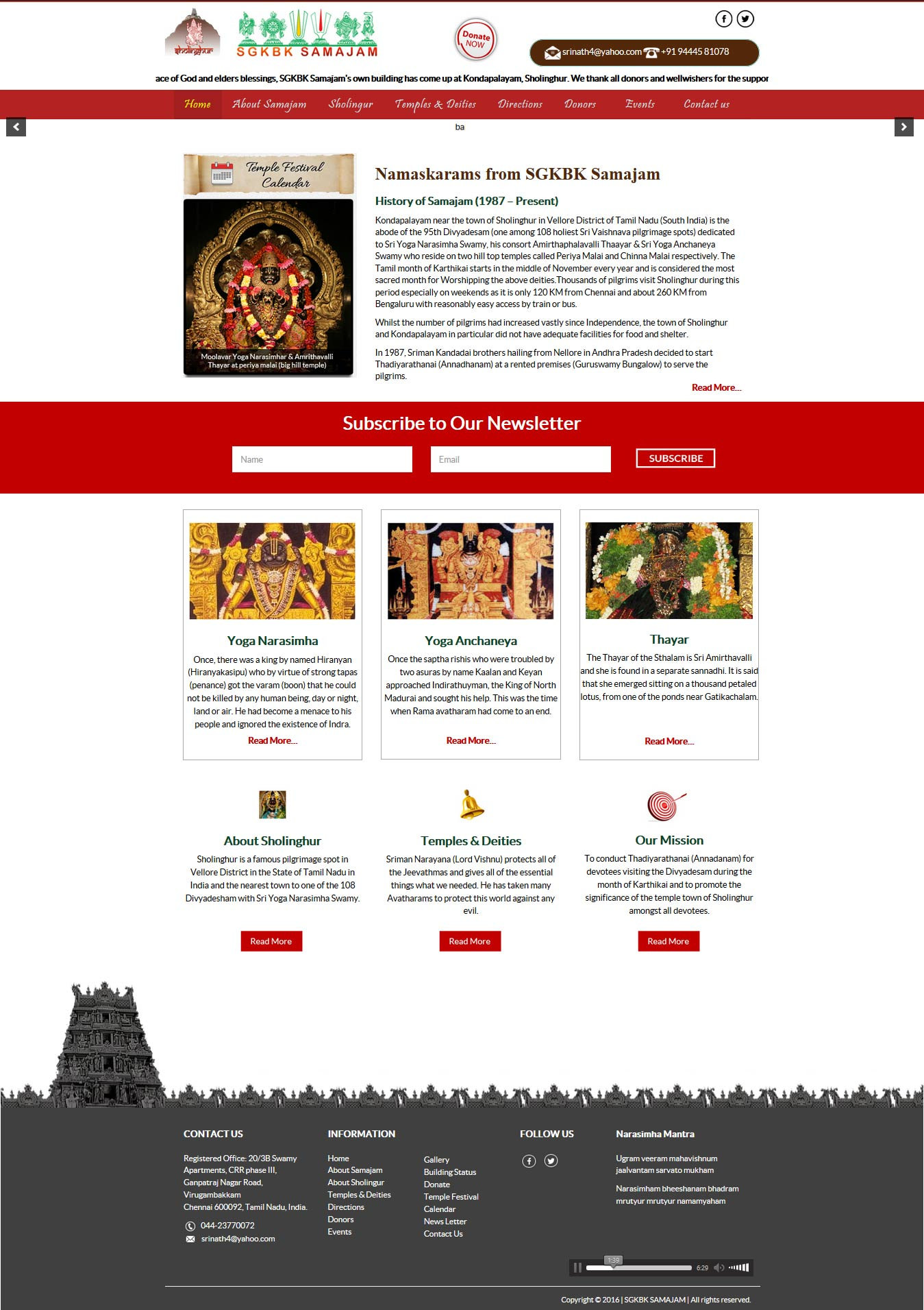 religious-wordpress-website-design