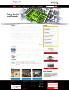 tradiant-cad-static-website