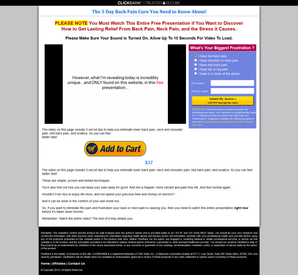 5-Day-Back-pain-Cure-Clickbank