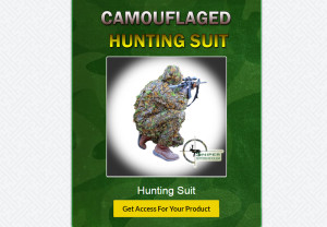 hunting-suit